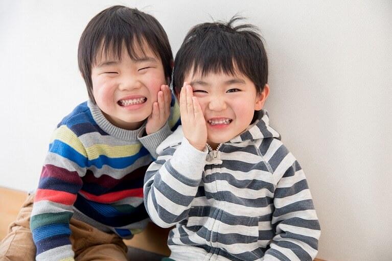 子供の歯ぎしり