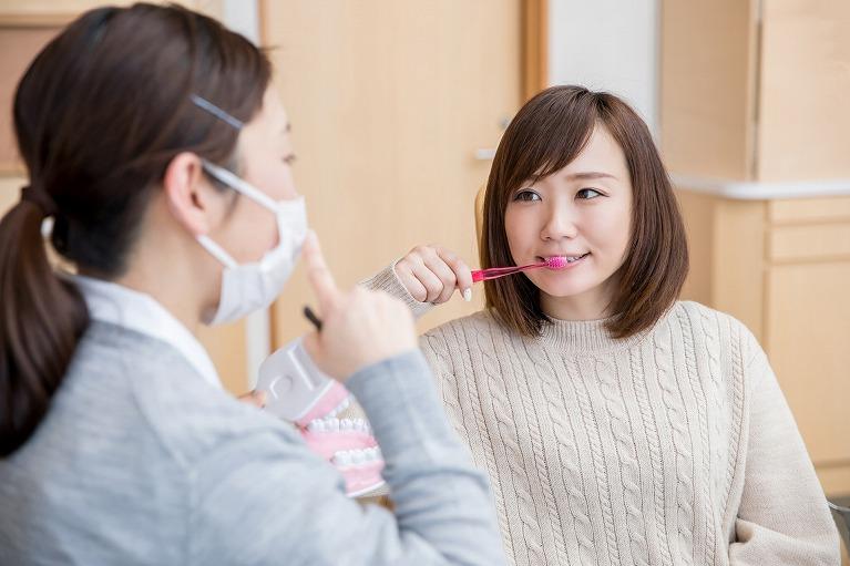 虫歯や歯周病を予防する場所